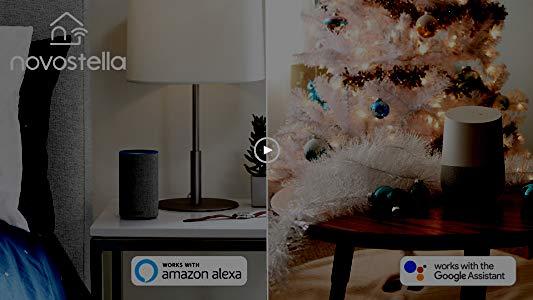 NOVOSTELLA LED Lights Bulbs RGB Color Changing 2700K to